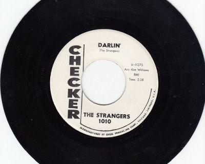 STRANGERS ~ Darlin'*Mint-45 !