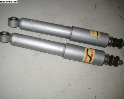 Gas shocks for ball joint front beam never used