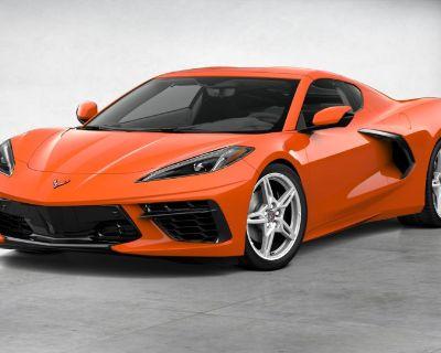 New 2021 Chevrolet Corvette Stingray 3LT Rear Wheel Drive Coupe