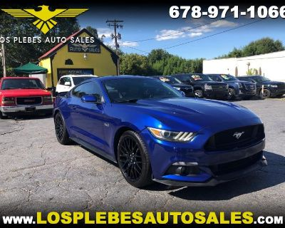 2015 Ford Mustang 2dr Coupe GT