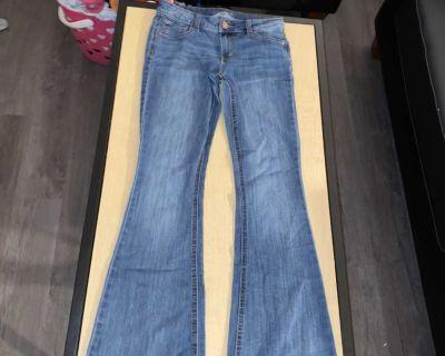 Medium blue Boot jeans