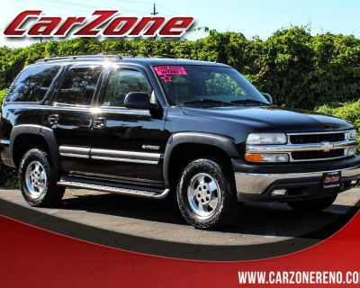 Used 2002 Chevrolet Tahoe 4dr 1500 4WD LT