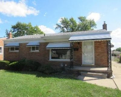3 Bed 1 Bath Foreclosure Property in Taylor, MI 48180 - Sloan St