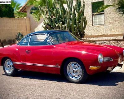 1970 Karmann Ghia REDUCED!!!