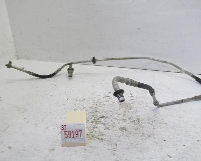 00 01 Focus Zx3 2.0l Zetec Ac Hose Line Evaporator To Condenser Oem 18501