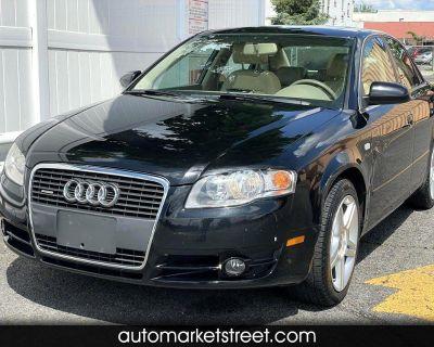 Used 2007 Audi A4 2.0T QUATTRO