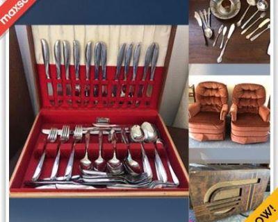 San Jose Estate Sale Online Auction - Woodland Avenue