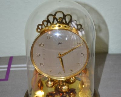 Schatz & Sons 1000 Day Anniversary Clock - 1956 - Made in Germany