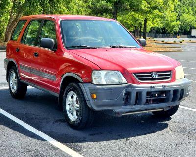 Used 1997 Honda CR-V 5dr Auto