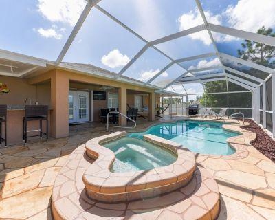 5 STAR Dream Villa, Pool & Spa, WIFI, Gulf Access, Pool Bar, Grill - Pelican