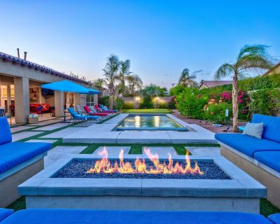 4BR Living w/ Pool, FirePit, Putting Green - Indio