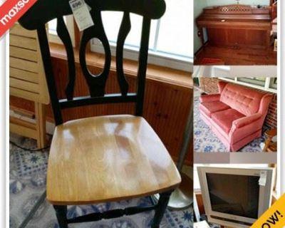 Burlington Township Estate Sale Online Auction - Shive Place