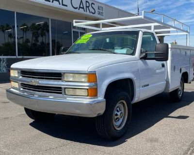 2000 Chevrolet C/K 3500 Base