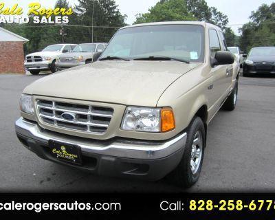 2002 Ford Ranger XL SuperCab 2WD - 361A