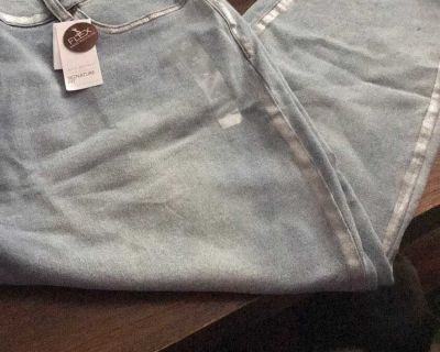 Never worn with original tags plus size jeans!