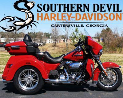 2021 Harley-Davidson Tri-Glide 3 Wheel Motorcycle Cartersville, GA