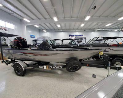 2021 Crestliner 1850 BASS HAWK SC PEDESTAL Aluminum Fish Boats Kaukauna, WI