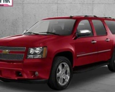 2010 Chevrolet Suburban LT