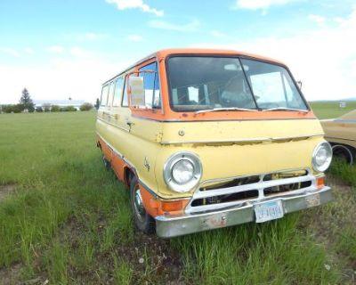 1968 Dodge Sportsman Van With 273? V-8 Engine, Automatic Transmision