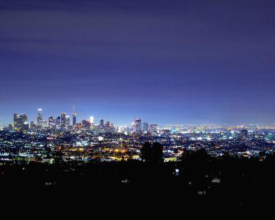 Hollywood Hills Panoramic Views - Hollywood Hills