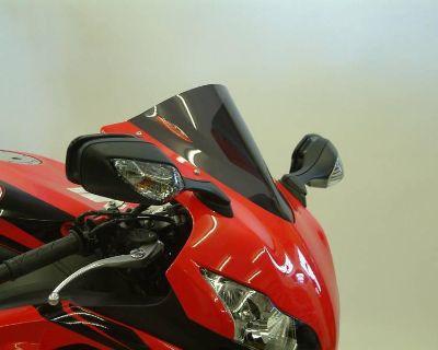 Honda Cbr1000rr Cbr 08 11 Airflow Windshield Shield Dt - Made In England