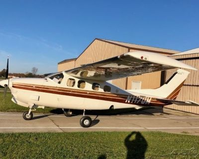1980 Cessna P210N