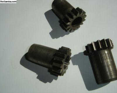4 Reverse gears