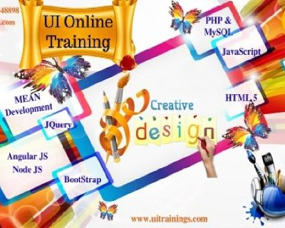 UI Developer Online Training in Pune, UI Training in Pune