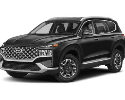 New 2022 Hyundai Santa Fe Hybrid Limited