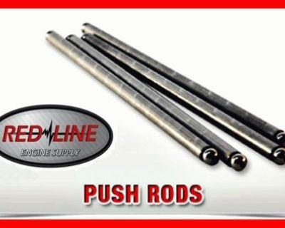 """99-11 Chevrolet Gmc 325 5.3l V8 Vortec Push Rods Pushrods 7.397"""" (set Of 16)"""