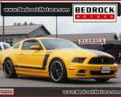 2013 Ford Mustang Yellow, 111K miles