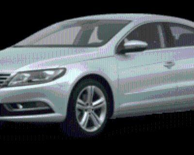 2013 Volkswagen CC VR6 Lux FWD