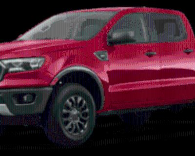 2020 Ford Ranger XLT 4WD SuperCrew 5' Box