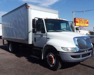 2009 International Box Truck *14 K Miles*