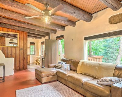NEW! Authentic CO Springs Casita: Walk to Trails! - Broadmoor