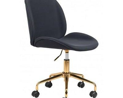 Buy Zuo Furniture Miles Office Chair Black | Office Chairs | Graysonliving.com