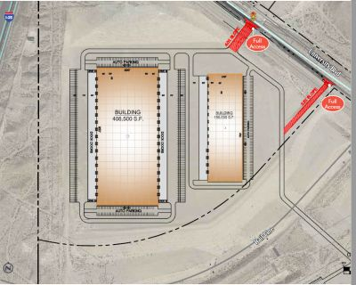 Industrial Build-to-Suit, For Sale, For Lease - Sunport South