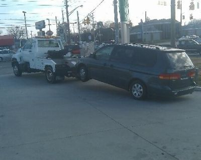 Free Towing for your Junk Car!