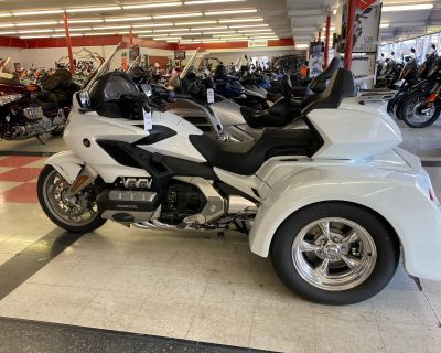 2018 Honda Gold Wing Tour Automatic DCT Touring Colorado Springs, CO