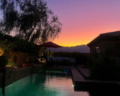 Private Pool Casita - King Bed- Super Private, Mountain View! - Palm Desert