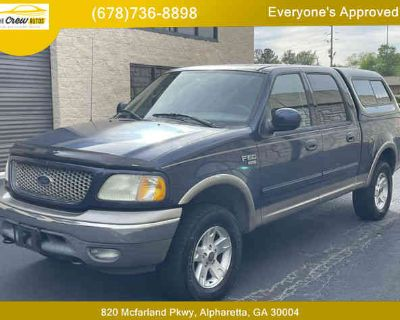 2003 Ford F150 SuperCrew Cab for sale