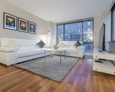 Spectacular UWS 2 Bed w/Gym, Laundry, Rooftop#6105 - Upper West Side