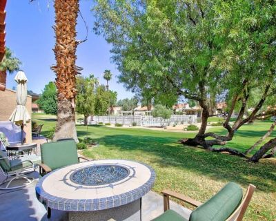 Work from home during the day, Relax by the fire pit at night! - Palm Desert