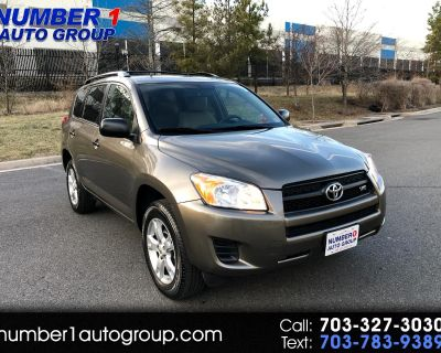 Used 2010 Toyota RAV4 Base V6 4WD