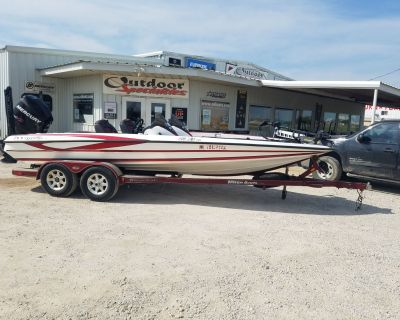 2009 Triton 20X3 DC Bass Boats Eastland, TX