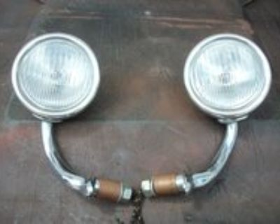 30-31 Ford Model A Cowl Lights