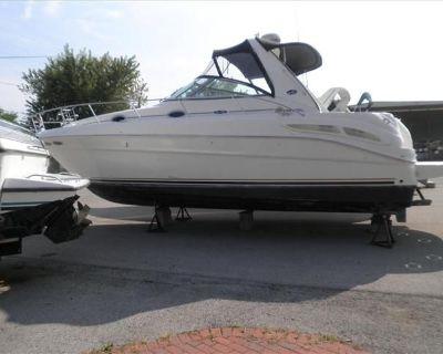 2001 34' Sea Ray 340 Sundancer