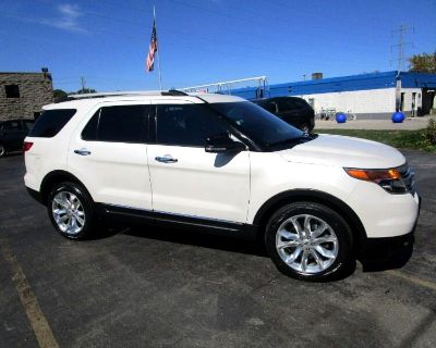 Used 2013 Ford Explorer XLT 4WD
