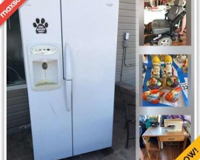 Denver Downsizing Online Auction - Ensenada Street