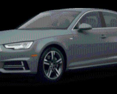 2018 Audi A4 Prestige